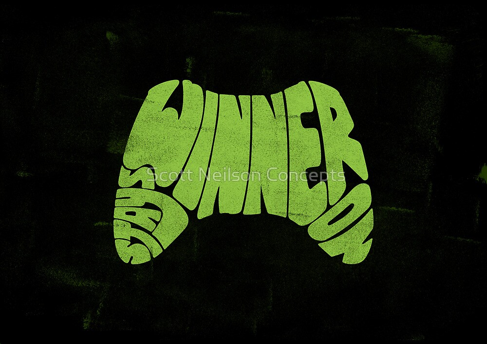 Winner Stays On by Scott Neilson Concepts