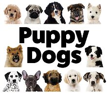 Puppy Dogs - Cover by ginpix