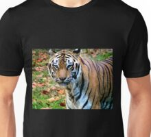 Staring into the Eyes of Danger Unisex T-Shirt