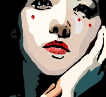 Lady Vengeance Sticker