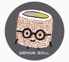 Genius Roll by Jenn Inashvili