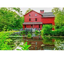Bonneyville Mill Photographic Print