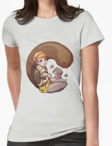 Unbeatable Squirrel Girl Womens Fitted T-Shirt