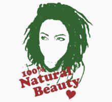 Natural Beauty Yellow by NatanYah Ysrayl