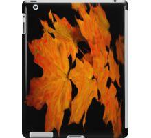Fall Painted Leaf iPad Case iPad Case/Skin