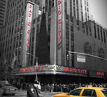 Radio City Music Hall by conorclear