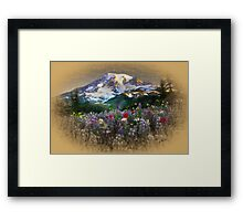 Mountian Majesty Framed Print