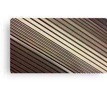 Lumina 6 - Mocha Diagonal Metal Print