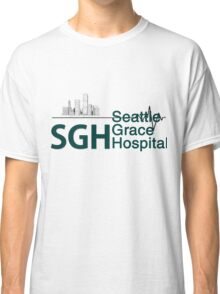 Seattle Grace Hospital Greys {FULL} Classic T-Shirt