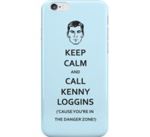 Danger Zone! - iPhone/iPad Case iPhone Case/Skin