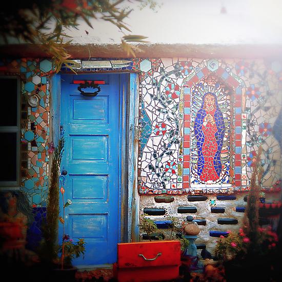 Prayer House by Trish Mistric