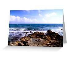 Ocean Dreams Greeting Card