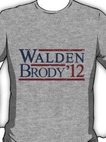 Elect William Walden 2012 T-Shirt