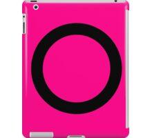 O for Orko iPad Case/Skin