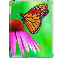 Monarch Butterfly iPad Case iPad Case/Skin