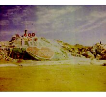 Salvation Mountain, Niland, California Photographic Print