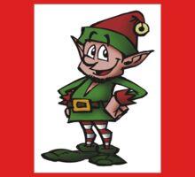 Elf Kids Tee