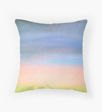 """Calm 1 Original"" Throw Pillow"