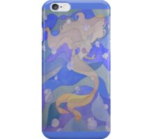 Retro Mermaid iPhone Case/Skin