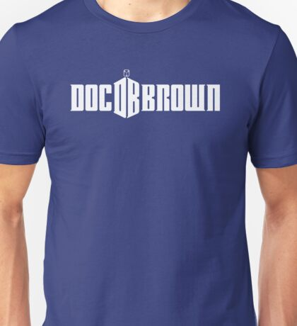Doc Brown, Time Lord Unisex T-Shirt