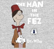The Man In The Fez One Piece - Long Sleeve