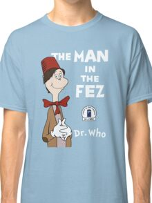 The Man In The Fez Classic T-Shirt