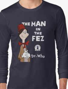 The Man In The Fez Long Sleeve T-Shirt