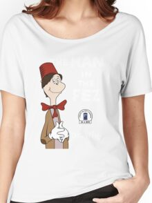 The Man In The Fez Women's Relaxed Fit T-Shirt