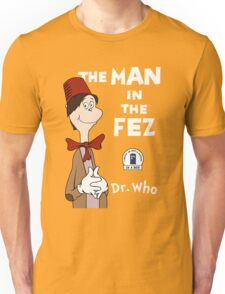 The Man In The Fez Unisex T-Shirt