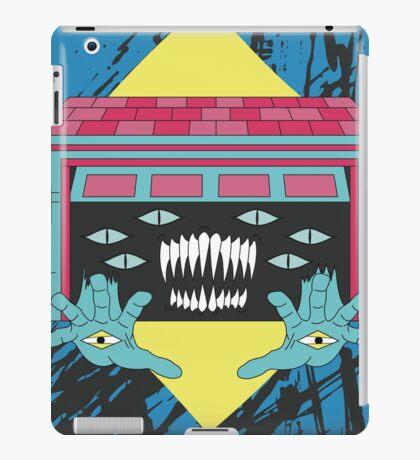 Garage Demon iPad Case/Skin