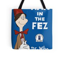 The Man In The Fez Tote Bag
