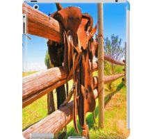 Fence Saddle iPad Case iPad Case/Skin
