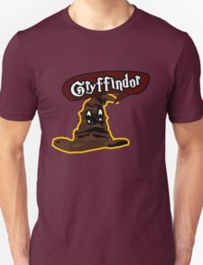 Sorting into Gryffindor House T-Shirt
