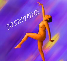 Josephine Baker - A Tribute  by PeriodPortraits