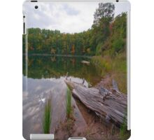 On The Lake iPad Case iPad Case/Skin