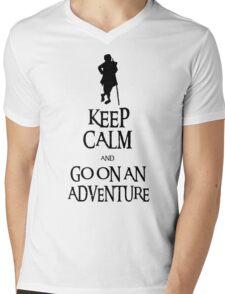 I'm going... Mens V-Neck T-Shirt