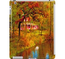 The Red House iPad Case iPad Case/Skin