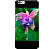 Serenity In A Flower (iPhone) iPhone Case/Skin