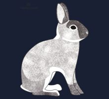 rabbit, agouti sable colour One Piece - Short Sleeve