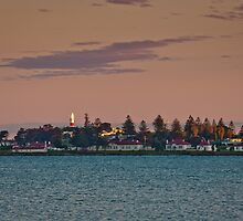 Pilot Station & Lighthouse, Low Head Tasmania by fotosic
