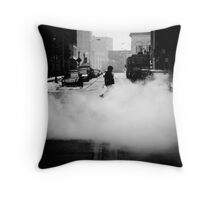Surviving the Times Throw Pillow