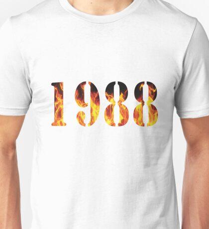 1988 Fire Unisex T-Shirt