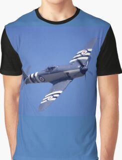 Sea Fury @ Brisbane Airshow, Queensland, Australia 2003 Graphic T-Shirt
