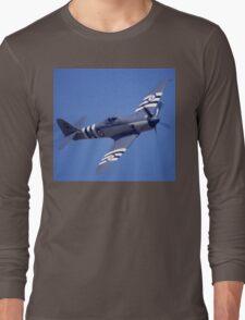 Sea Fury @ Brisbane Airshow, Queensland, Australia 2003 Long Sleeve T-Shirt