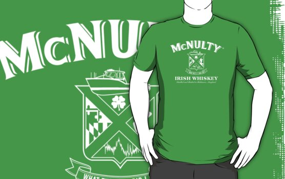 McNulty Irish Whiskey (1 Color) by qetza