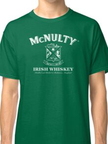 McNulty Irish Whiskey (1 Color) Classic T-Shirt