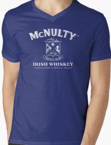 McNulty Irish Whiskey (1 Color) Mens V-Neck T-Shirt