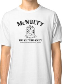 McNulty Irish Whiskey (1 Color 2) Classic T-Shirt