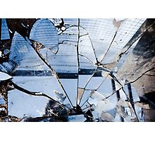 Broken Mirrors Photographic Print