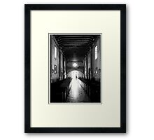 Personal Sanctuary Framed Print